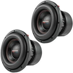 """American Bass 10"""" Subwoofers Dual 4 Ohm 2000 Watts Max Car A"""
