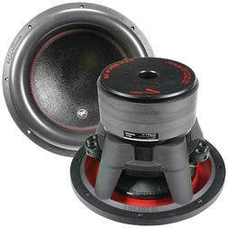 "12"" Subwoofer Dual 4 Ohm 1100 Watts RMS Car Audio Audiopipe"