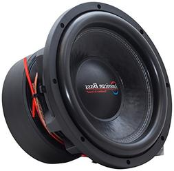 American Bass Usa HD 15D1 4000 Watt Max Dual 1 Ohm Subwoofer