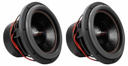 "American Bass HD12D2 HD 12"" 4000w Competition Car Subwoofer"