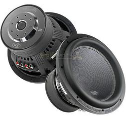 "2 Pack American Bass XR-12D4 12"" Subwoofers Dual 4 Ohm 2400W"