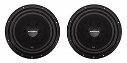 "2) Rockford Fosgate R2SD4-12 12"" 1000W Car Shallow Mount Sli"