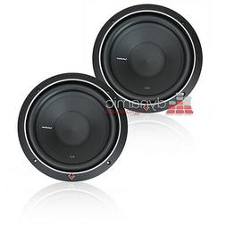 "Rockford Fosgate P1S2-12 Subs SVC 2-Ohm 12"" Punch Car Subwo"