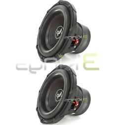 "Audiopipe 2 TXX-BD3-12 12"" 3600W Car Audio Subwoofers Subs W"
