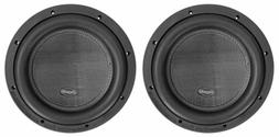 "American Bass XR-10D4 2000w 10"" Competition Car Subwoofers"
