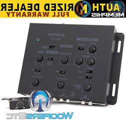 MEMPHIS CX23 CAR 2/3 WAY ACTIVE CROSSOVER for SUBWOOFERS SPE