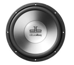Polk Audio DB 104 DVC 10-Inch Subwoofer with Dual Voice Coil
