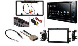 2004-2016 Ford F250/350/450/550 Bluetooth DVD Car Stereo Sys