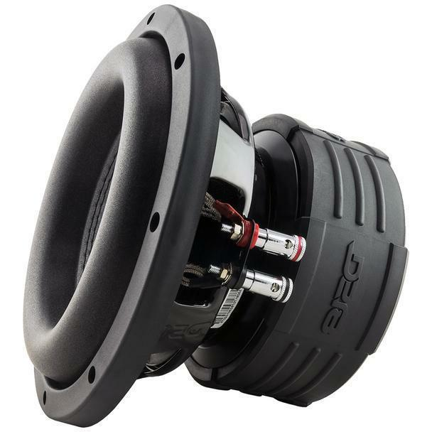 DS18 Subwoofer Dual 600 Max Bass