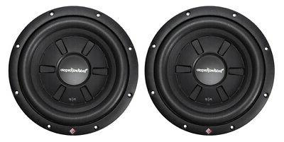 """2) 10"""" Subwoofers Subs"""