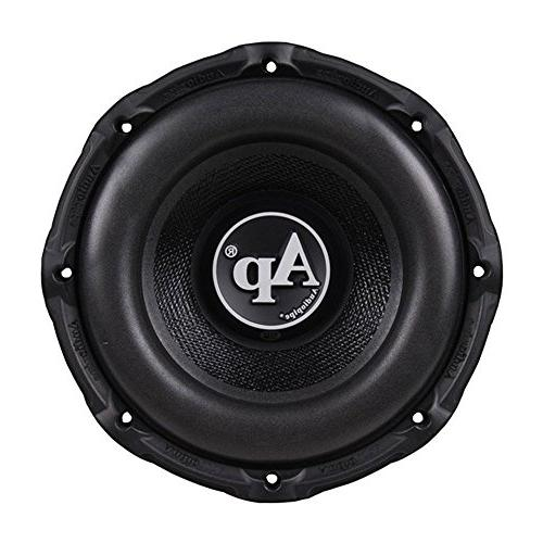 2) 2800 Ohm Car Subwoofers Power Subs