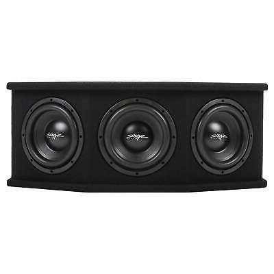 """NEW AUDIO SDR-3X8D2 TRIPLE 8"""" 2100 LOADED SUBWOOFER"""