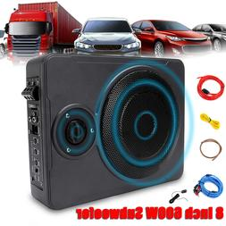 New Universal 8 Inch 600W bluetooth <font><b>Car</b></font>