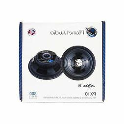 NOB BOSS Audio Systems Planet Audio PX10 10in Car Subwoofer