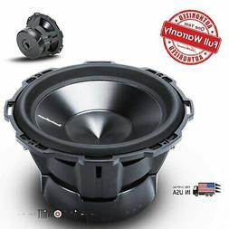 "Rockford Fosgate P3D4-12 1200W 12"" 4-Ohm DVC Car Audio Subwo"