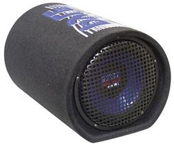 Pyle PLTB8 8-Inch 400-Watt Carpeted Subwoofer Tube