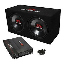 Renegade RG1000KIT Kit 1 RXA1000D 1CH Amp with 1 RXV1202 Enc