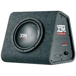 """New! MTX RTP8A 8"""" 120w RMS Powered Subwoofer In Vented Enclo"""